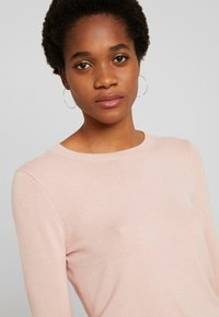 ONLY - ONLVENICE O-NECK - Jumper - rose smoke