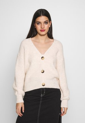 ONLMIA  - Strickjacke - off-white