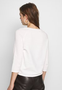 ONLY - ONYPOPPY - Sweter - cloud dancer - 2
