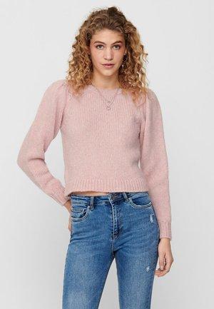 Sweter - rose smoke