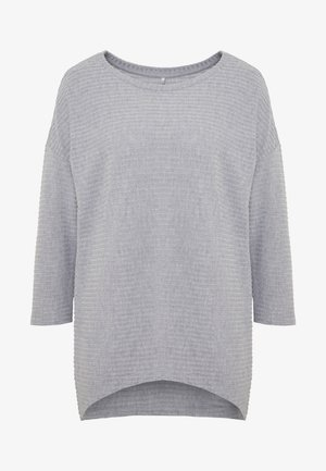 ONLNAJA  - Sweter - medium grey melange