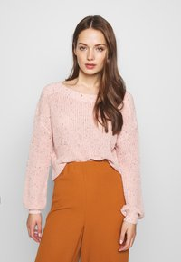 ONLY - Sweter - rose smoke - 0