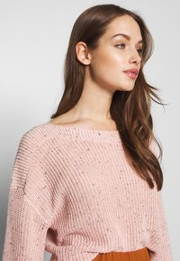ONLY - Sweter - rose smoke - 3