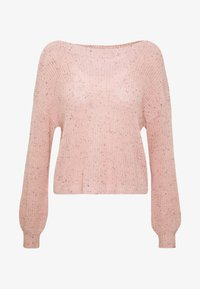 ONLY - Sweter - rose smoke - 4