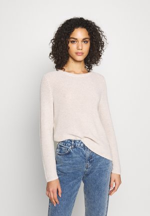 ONLLINA PULLOVER  - Sweter - pumice stone