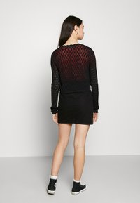ONLY - ONLTULLA BOLERO - Cardigan - black - 2