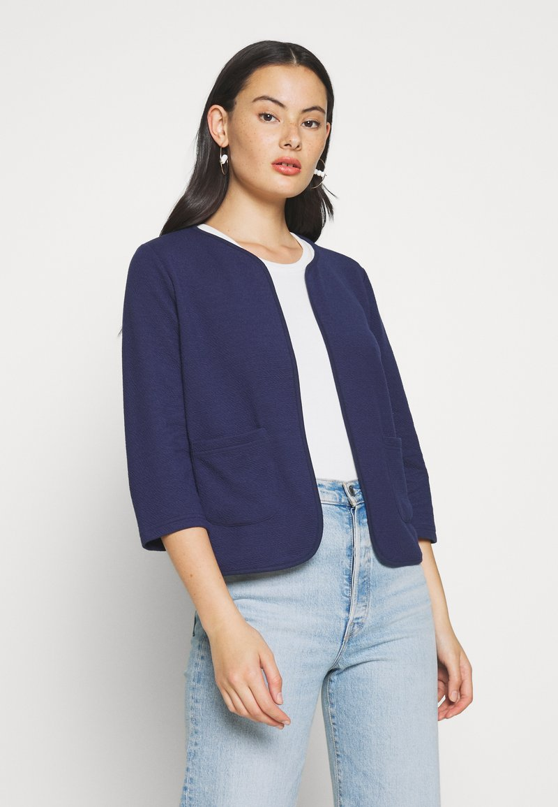 ONLY - ONLMELFI - Cardigan - dark blue