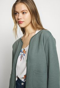 ONLY - ONLMELFI - Cardigan - balsam green - 4