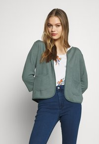 ONLY - ONLMELFI - Cardigan - balsam green - 0