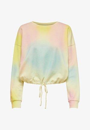 SWEATSHIRT MEHRFARBIGES - Sweater - seedpearl