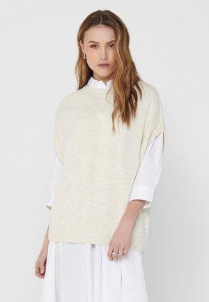 WESTE - T-Shirt basic - ecru