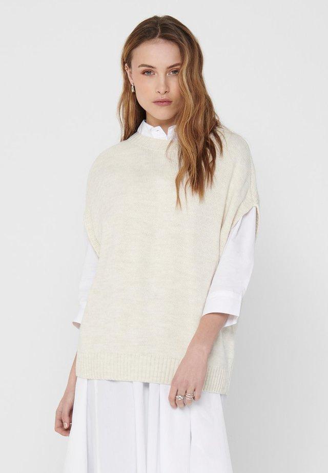 WESTE - Camiseta básica - ecru