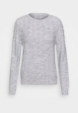 ONLKIRA - Trui - light grey melange