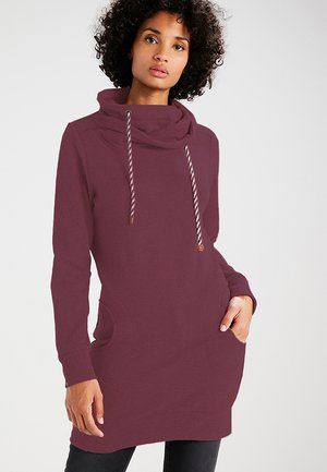 ONLBETTE LONG HIGHNECK  - Sweatshirt - port royale