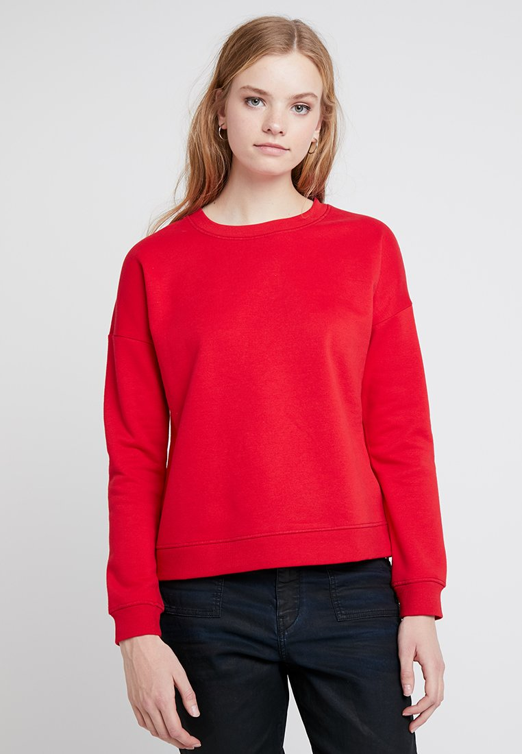 ONLY - ONLAWESOME O-NECK REGULAR - Sweatshirt - goji berry