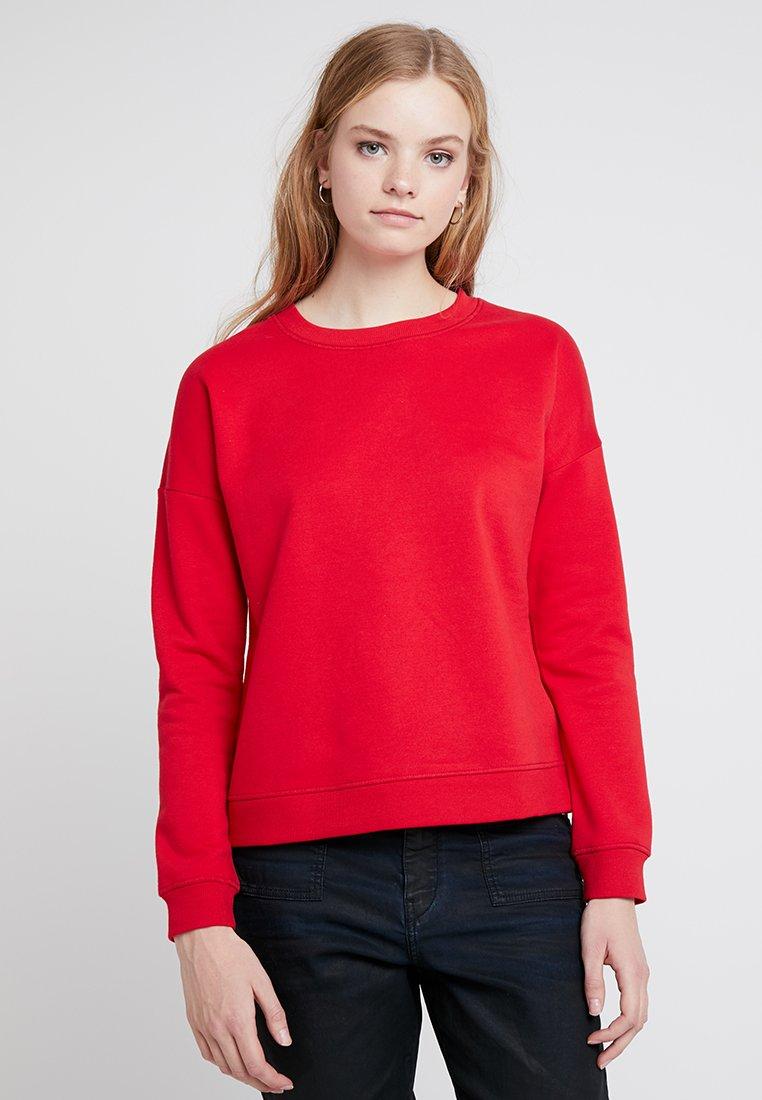 ONLY - ONLAWESOME O-NECK REGULAR - Sweatshirts - goji berry