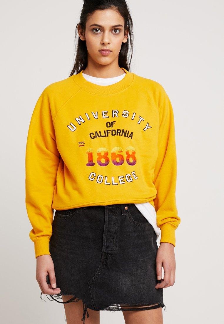 ONLY - ONLBELLIS BATWING - Sweatshirt - mango mojito/california