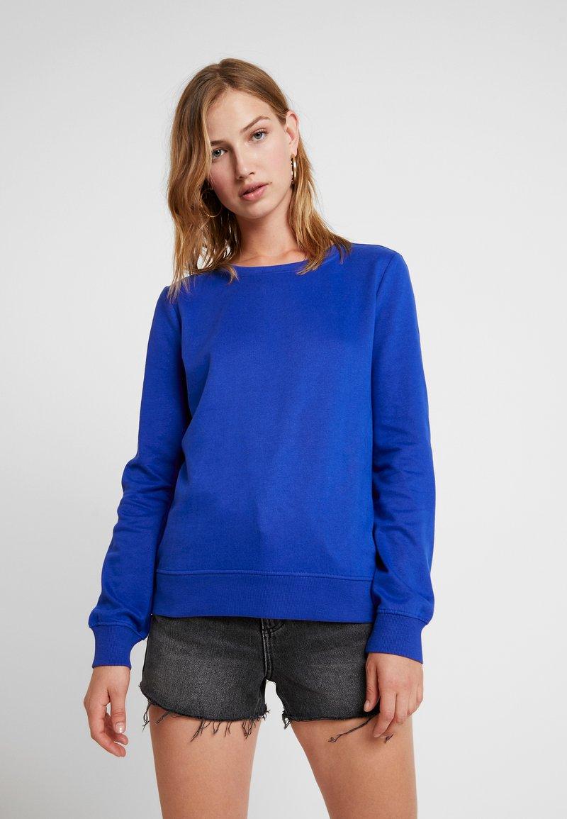 ONLY - CAITLIN SOUND  NECK SLIT - Sweatshirt - surf the web
