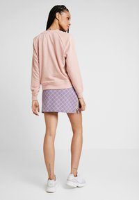 ONLY - ONLFMARIE O NECK  - Sweatshirt - misty rose - 2