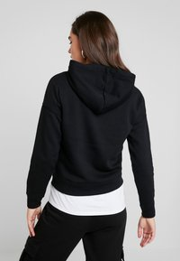ONLY - ONLNALA HOOD - Jersey con capucha - black - 2