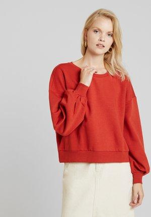 ONLGIGI HEM BALLOON - Sweatshirt - bossa nova