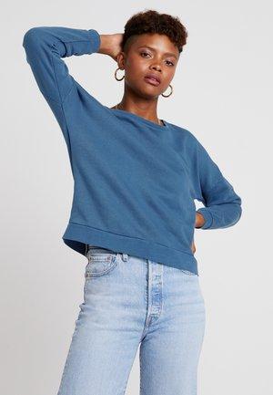 Sweatshirt - sailor blue