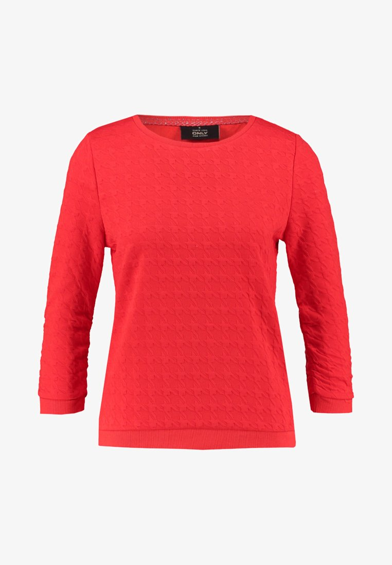 ONLY - Sweatshirt - red