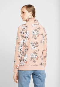 ONLY - ONLPIP NADINE HIGHNECK - Sweater - cameo brown - 2