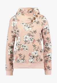 ONLY - ONLPIP NADINE HIGHNECK - Sweater - cameo brown - 4