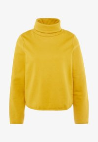 ONLY - ONLNEO COWLNECK - Sudadera - golden yellow - 4