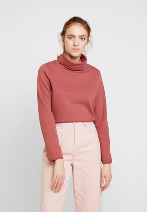 ONLNEO COWLNECK - Sweatshirt - apple butter
