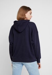 ONLY - ONYFRIDA O-NECK - Hoodie - night sky - 2