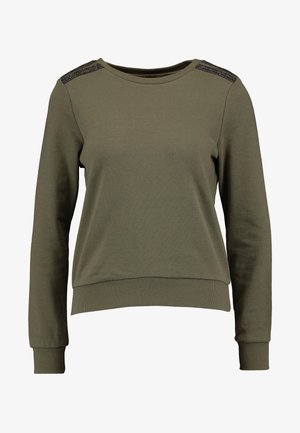 ONLPUTTE O-NECK - Sweater - kalamata