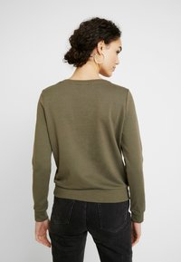 ONLY - ONLPUTTE O-NECK - Sweater - kalamata - 2