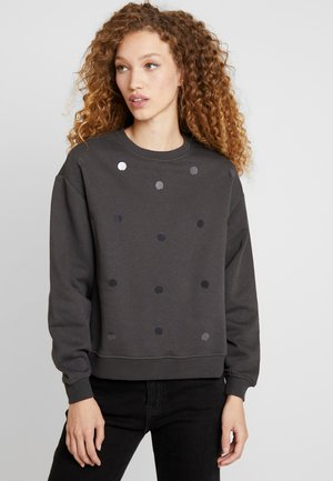 ONLCAMILLA O NECK - Sweatshirt - phantom
