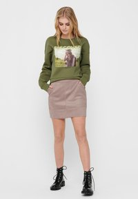 ONLY - Bluza - martini olive - 1