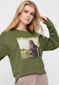 ONLY - Bluza - martini olive - 3