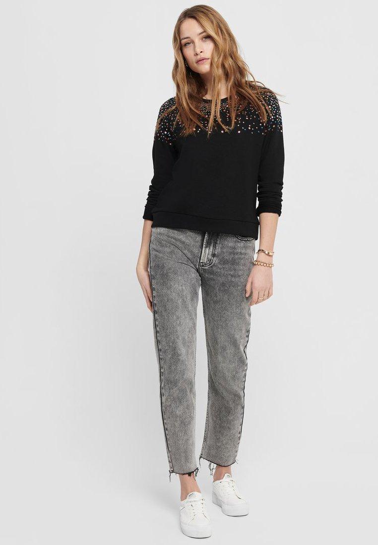ONLY Sweatshirt - black