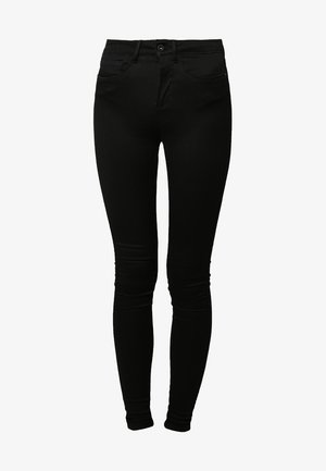 ONLROYAL HIGH - Skinny-Farkut - black