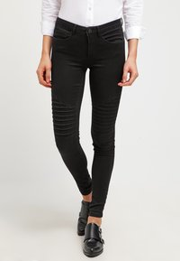 ONLY - ONLROYAL - Skinny džíny - black - 0