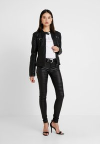 ONLY - ONLNEW ROYAL - Broek - black - 1
