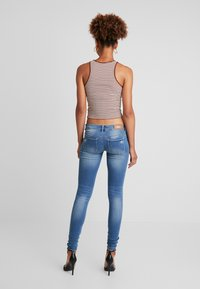 ONLY - ONLCORAL  - Skinny džíny - medium blue denim - 2