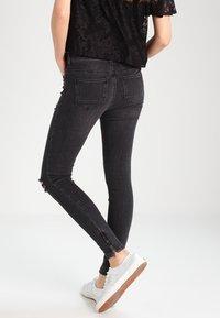 ONLY - ONLKENDELL - Skinny džíny - grey denim - 2