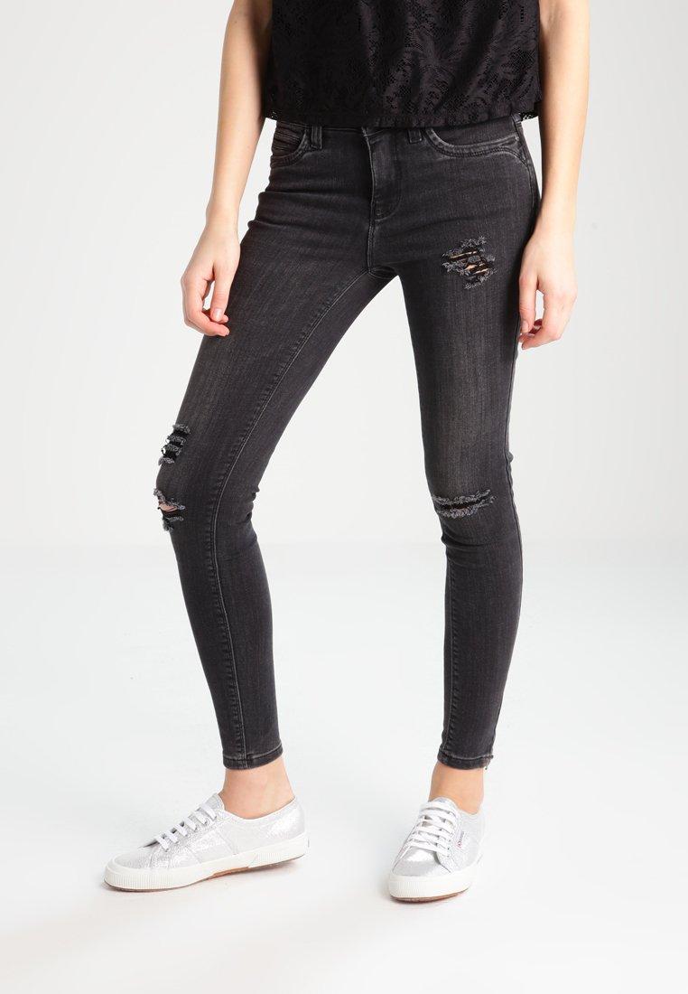 ONLY - ONLKENDELL - Jeans Skinny Fit - grey denim