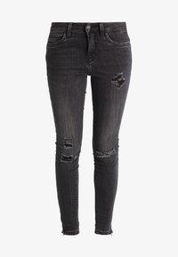 ONLY - ONLKENDELL - Skinny džíny - grey denim - 6