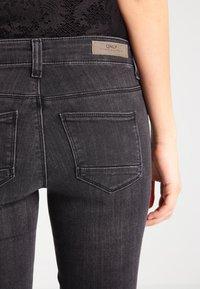 ONLY - ONLKENDELL - Skinny džíny - grey denim - 5