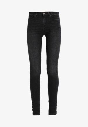 ONLSHAPE DELUXE - Jeans Skinny Fit - black