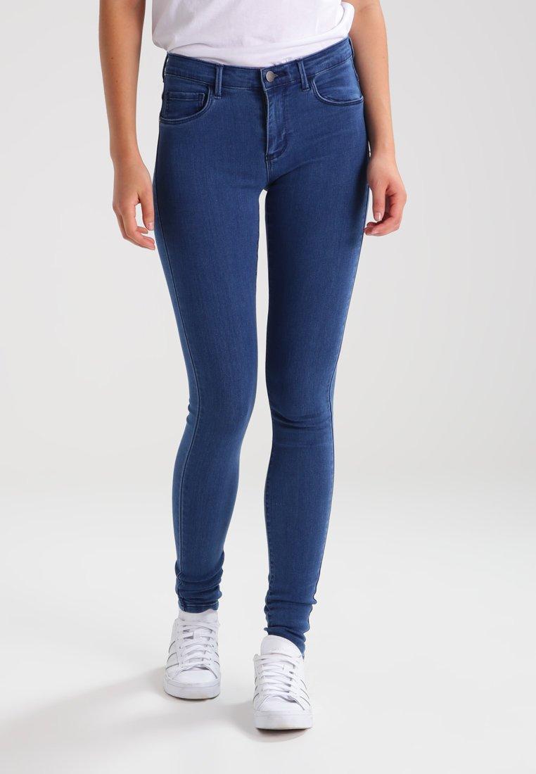 ONLY - ONLRAIN - Jeans Skinny Fit - medium blue denim