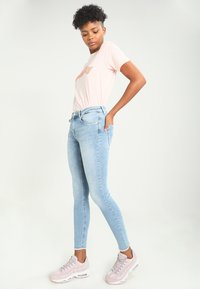 ONLY - Jeans Skinny Fit -  blue denim