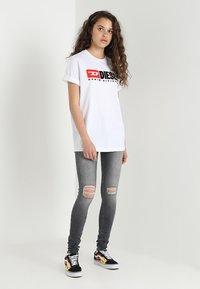 ONLY - ONLZALA - Jeans Skinny Fit - grey denim - 1